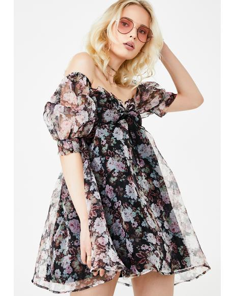 Faye Babydoll Dress