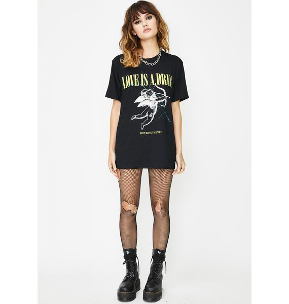 ILL INTENT Love Drug Graphic Tee