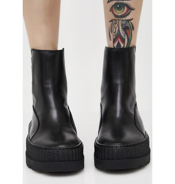 PUMA FENTY PUMA By Rihanna Chelsea Sneaker Boots