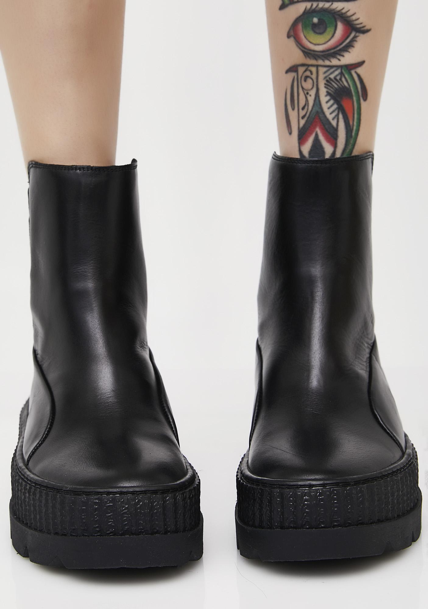 ... PUMA FENTY PUMA By Rihanna Chelsea Sneaker Boots ... 2c5a740b5