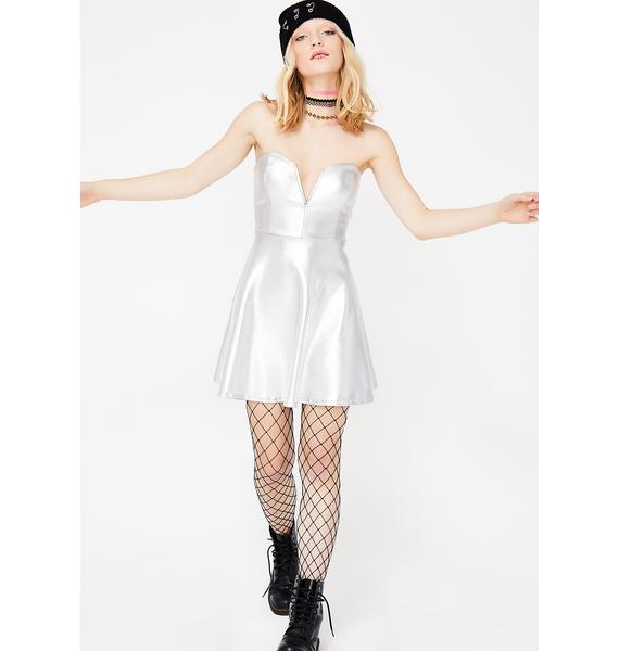 Dip Into It Dress