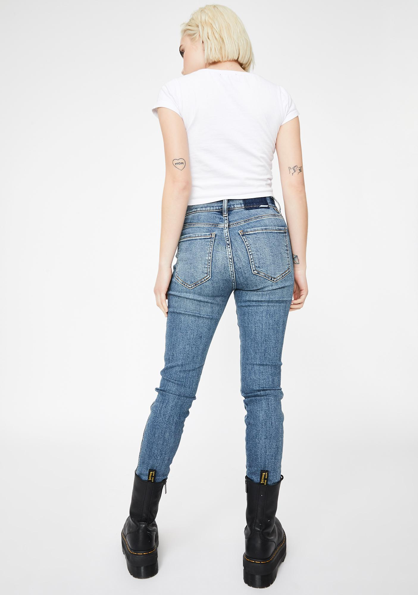 Daze Money Maker Skinny Jeans