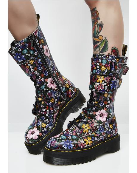 Wanderlust Jagger Boots