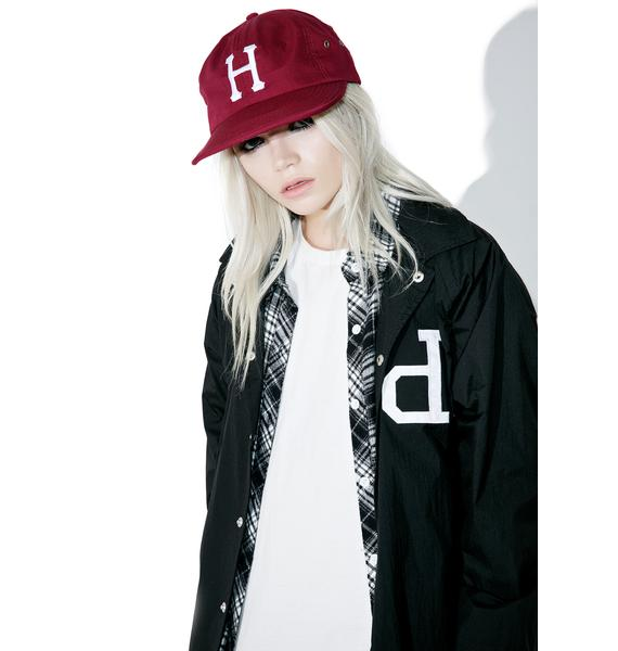 HUF Classic H 6 Panel Hat