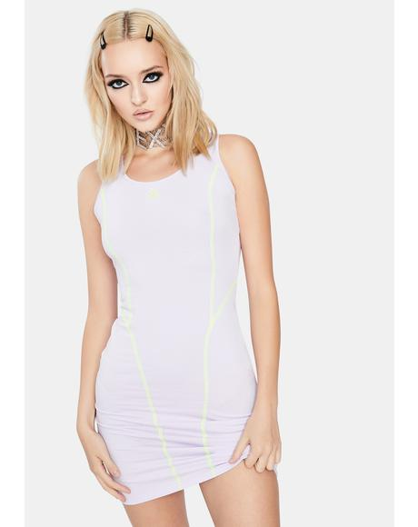 Smile Bodycon Dress