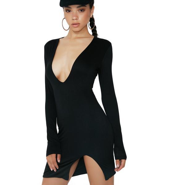 Wanted Woman Mini Dress