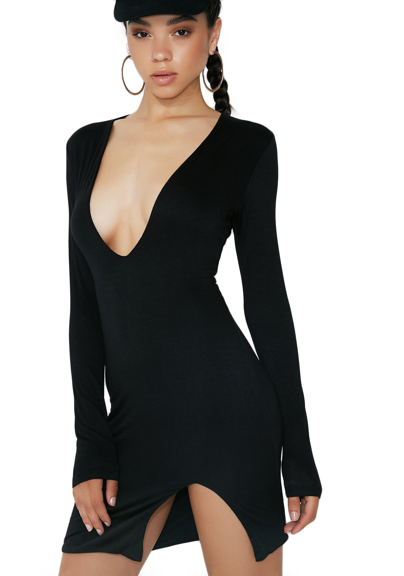 Wanted Woman Mini Dress