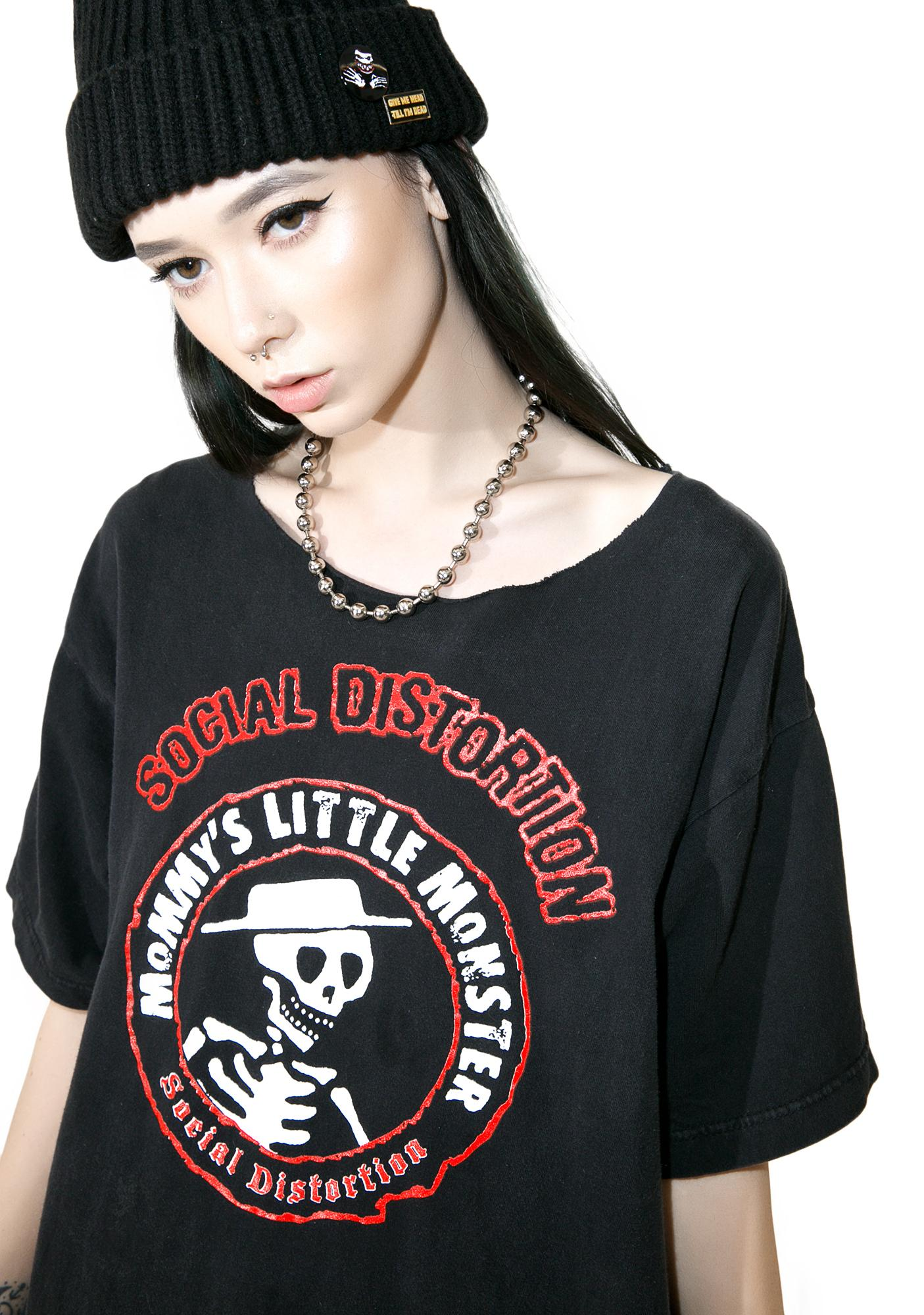 Vintage Social Distortion Tee