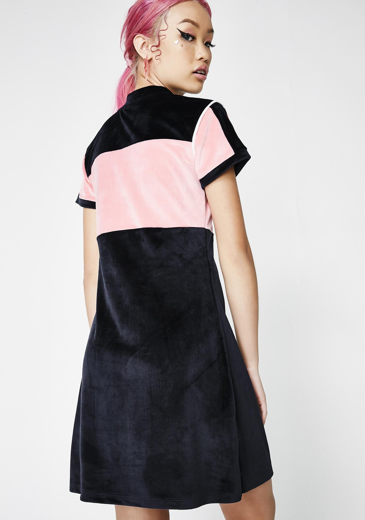 bf8caf5e466 ... Lazy Oaf Lazy Sports Velour Dress ...