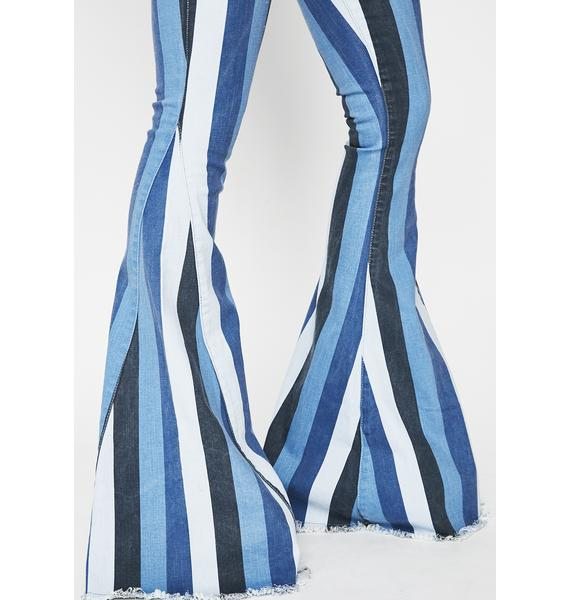 Show Me Your Mumu Fight The Feeling Striped Bells