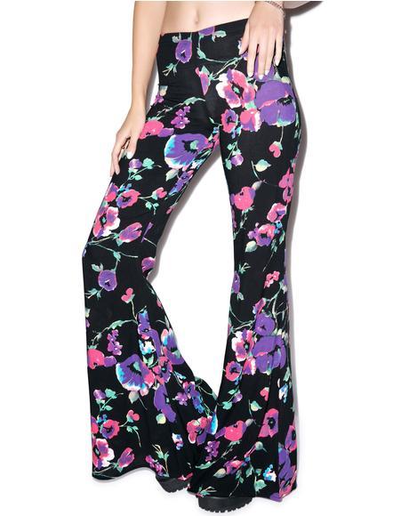 In Bloom Bell Pants