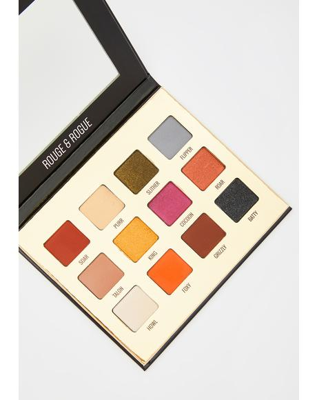 Familiar Spirit Eyeshadow Palette