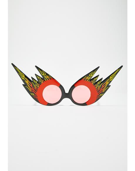 Flamers Sunglasses
