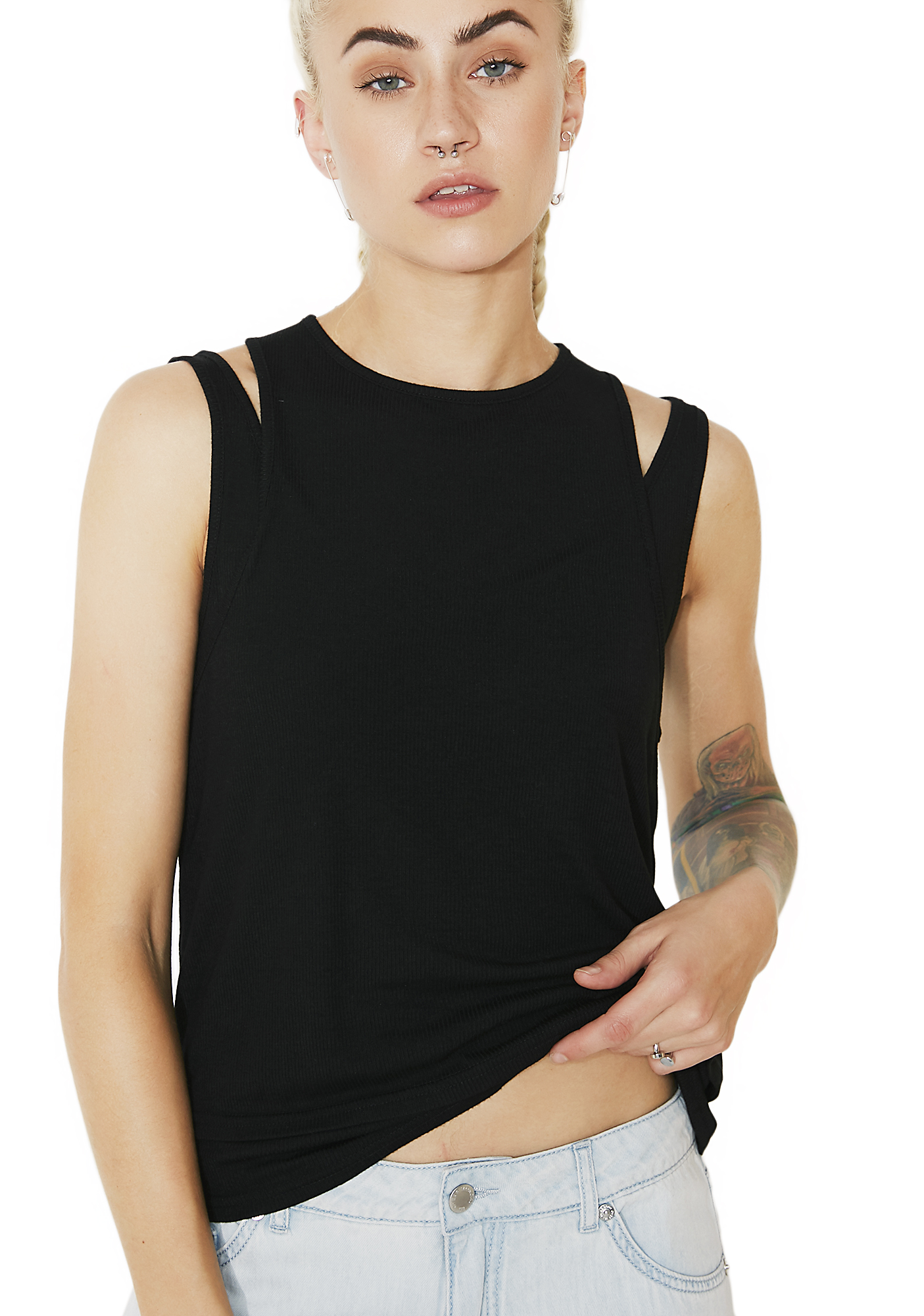 Cheap Monday Rescue Tank