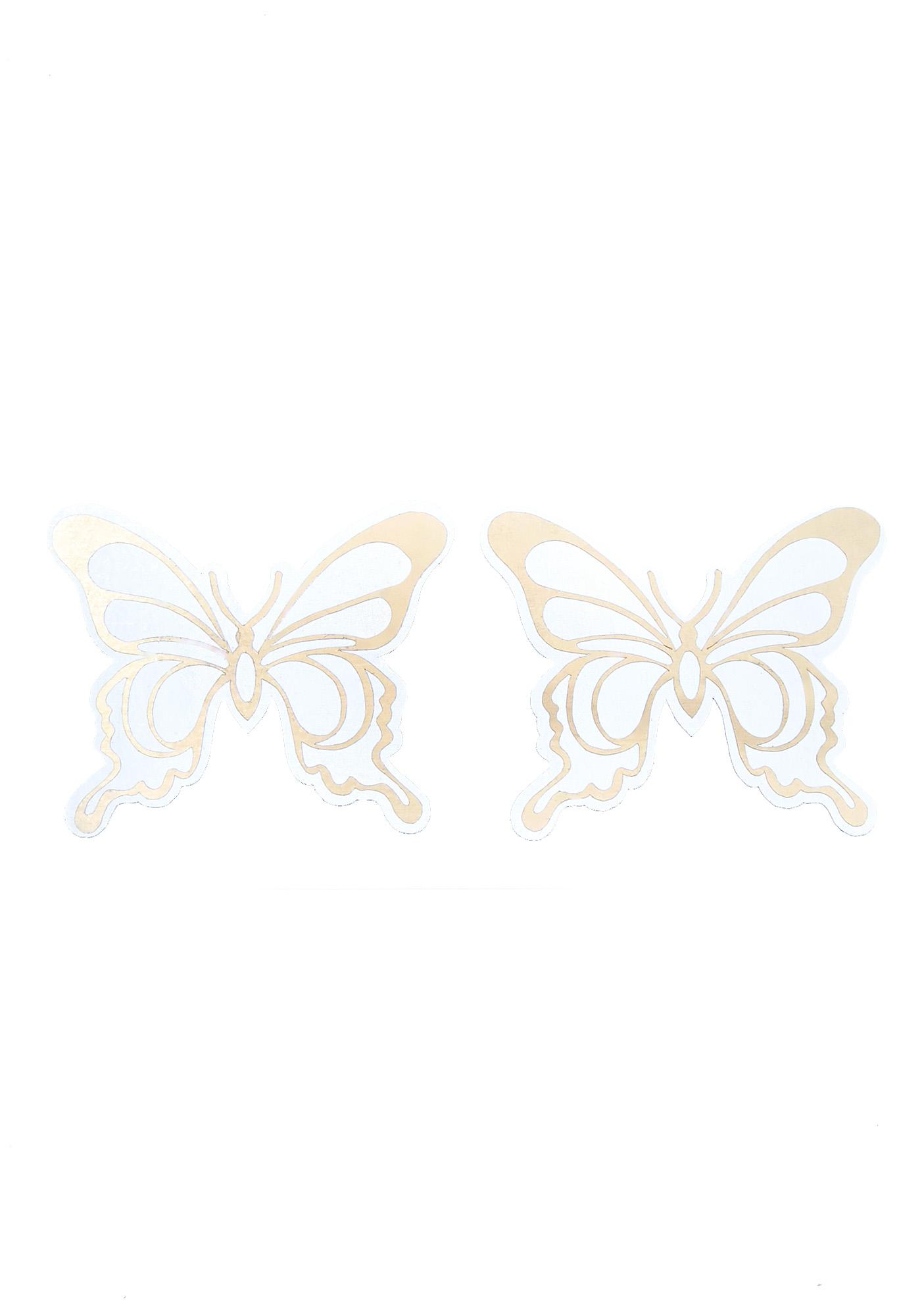 Love And Madness Butterfly Pasties