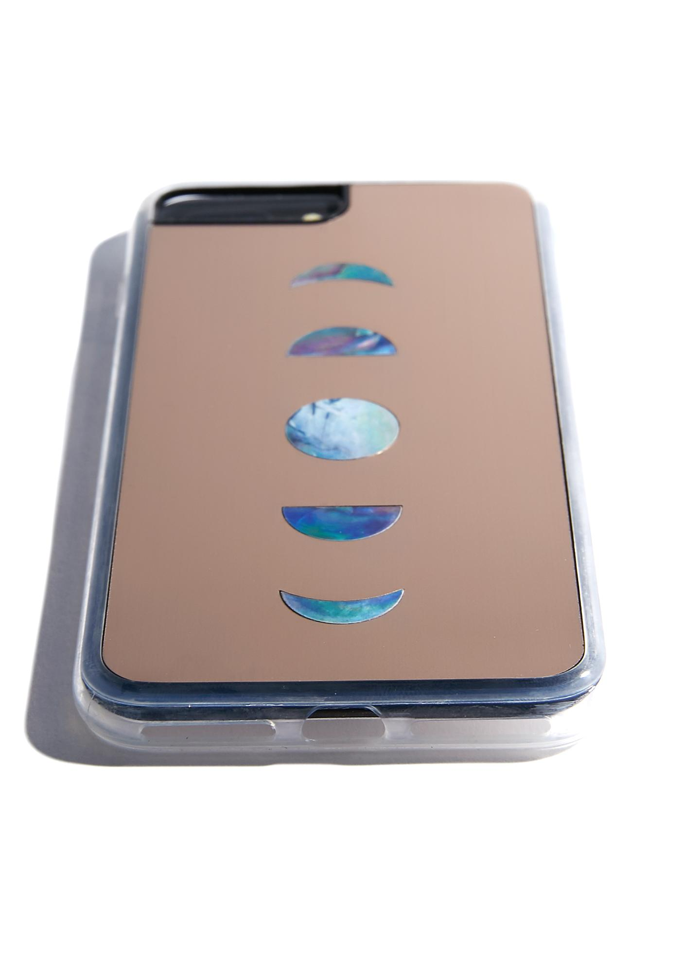 Zero Gravity Moonlight Gold Phone Case
