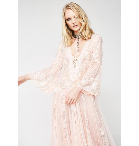 Kiki Riki Modern Love Maxi Dress