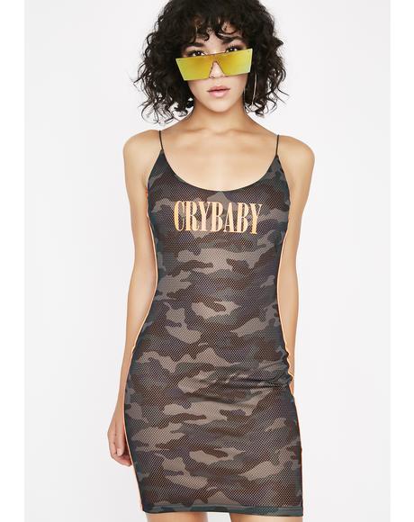 Lil Crybaby Camo Dress