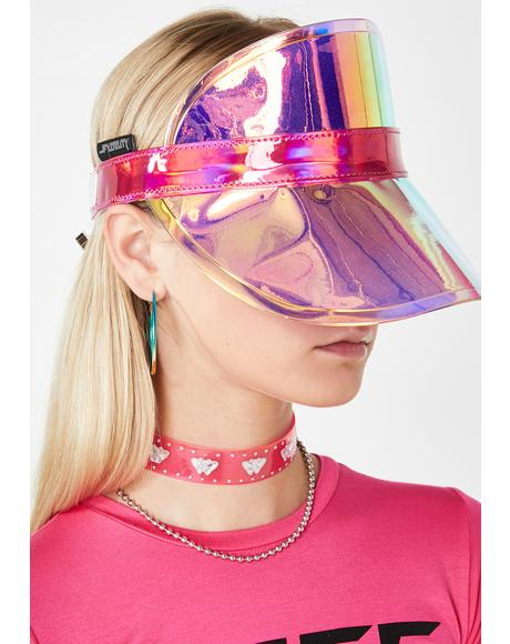 Candy RetroElectric Visor