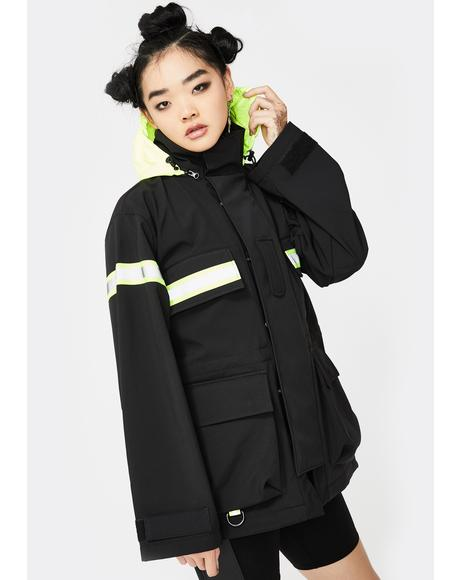 Lifesaver Reflective Jacket