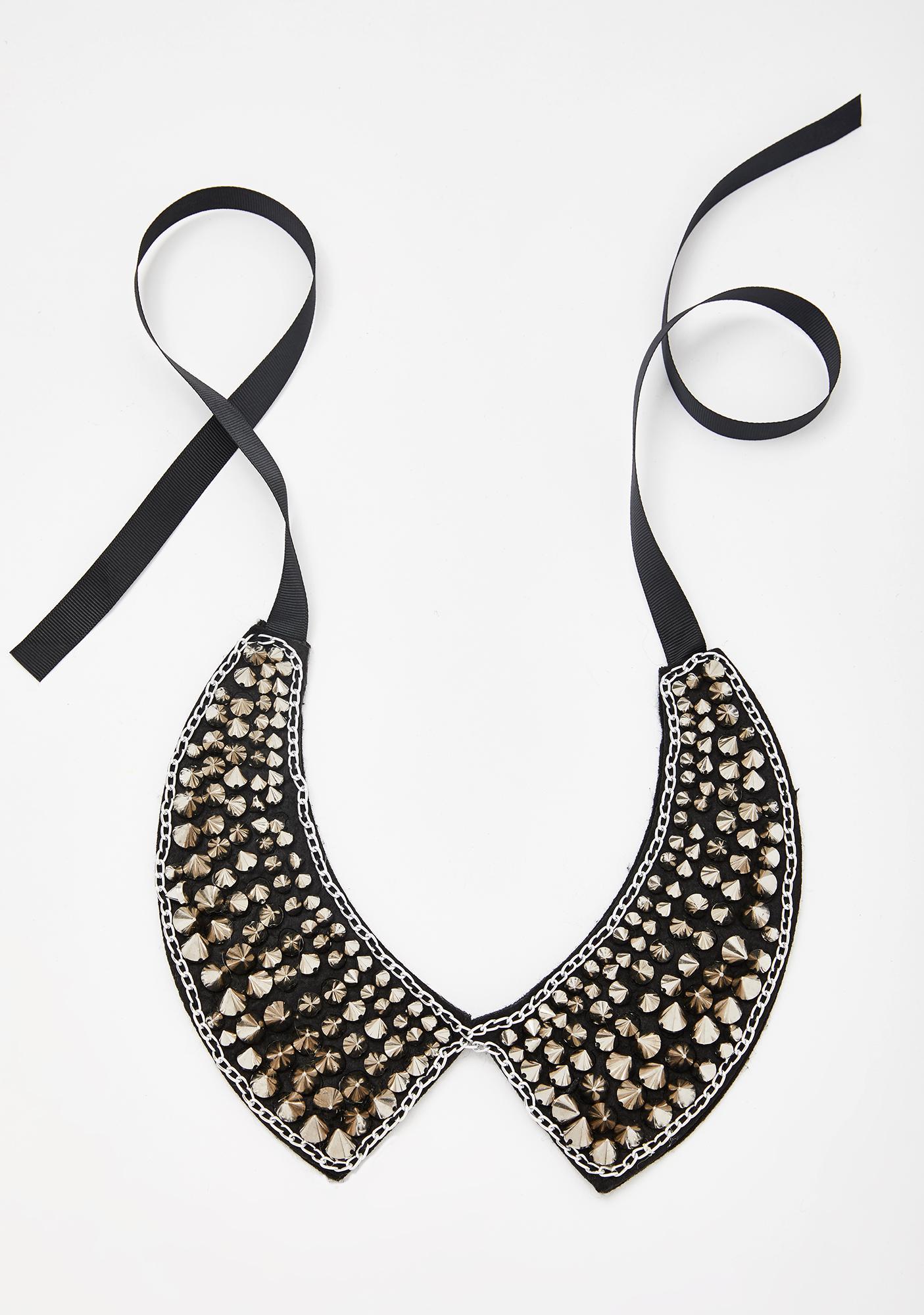 Punk Princess Collar Necklace
