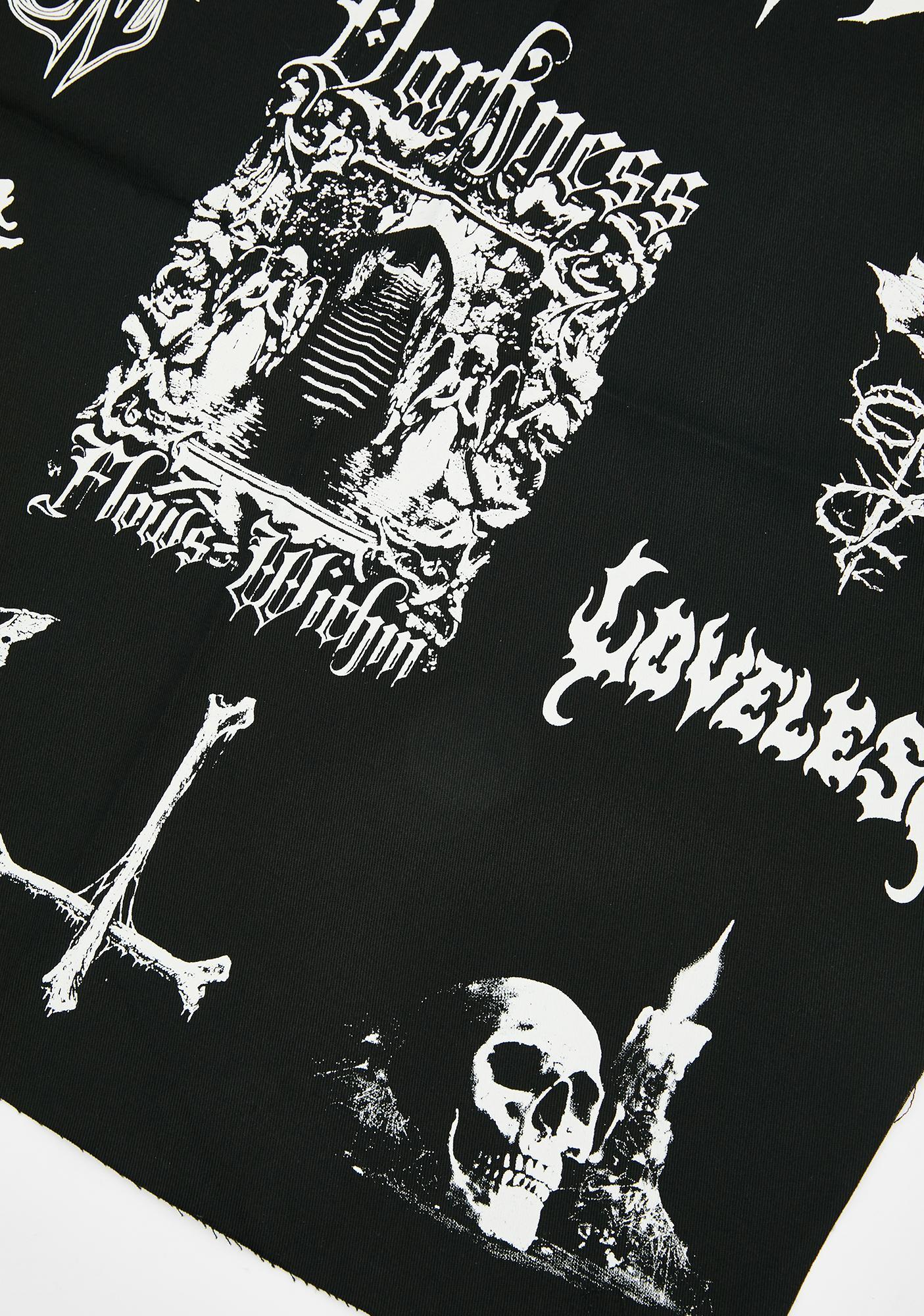 Widow Souls Of Darkness Patch Set