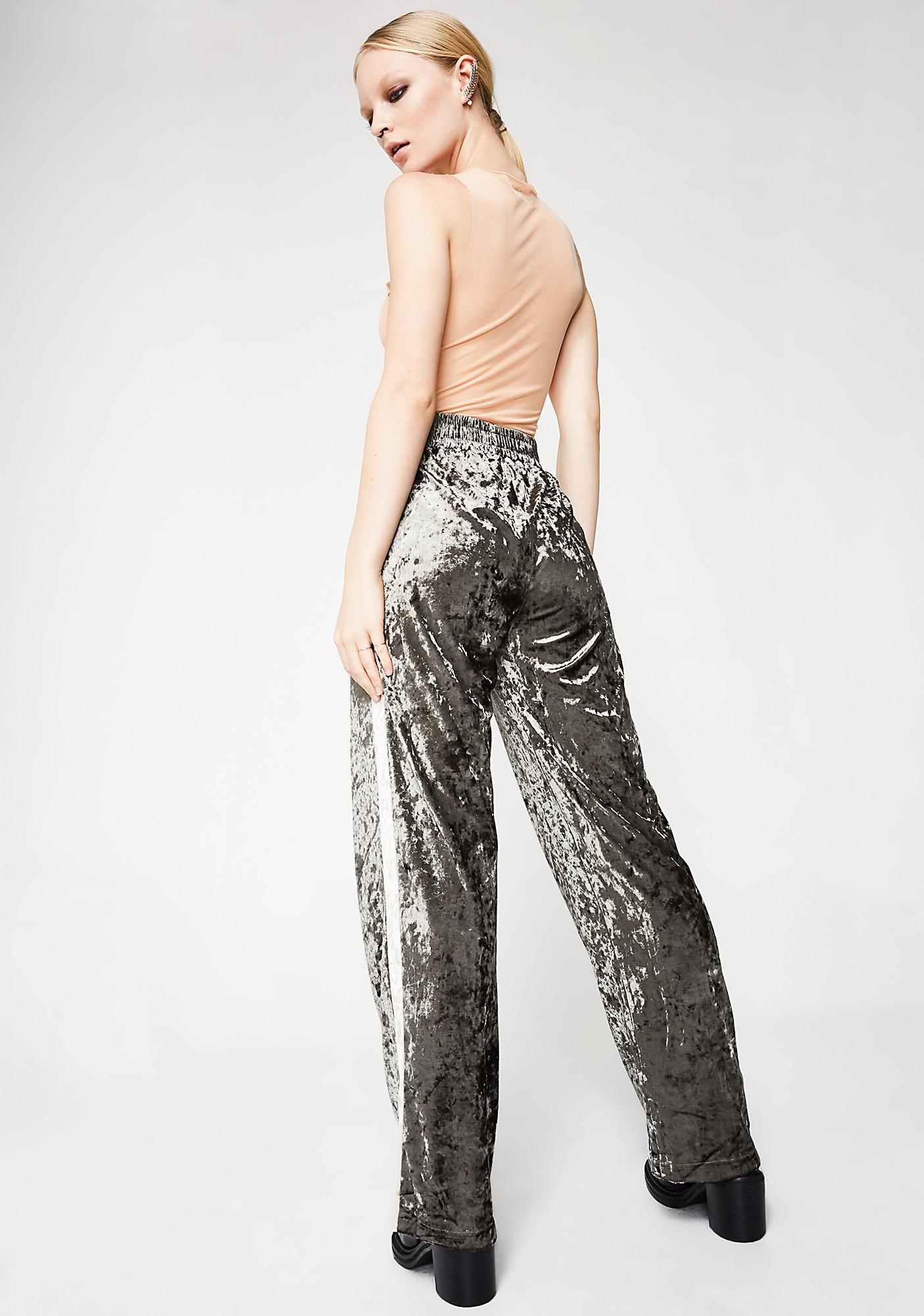 Lounge Fly Velvet Pants