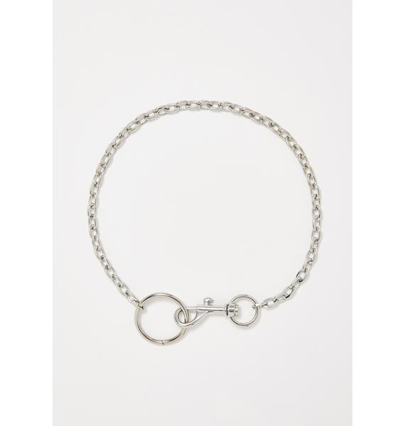 Know What I Want O-Ring Necklace
