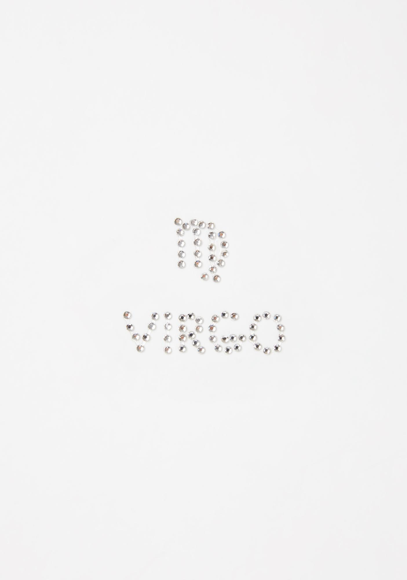 Very Virgo Face Gems