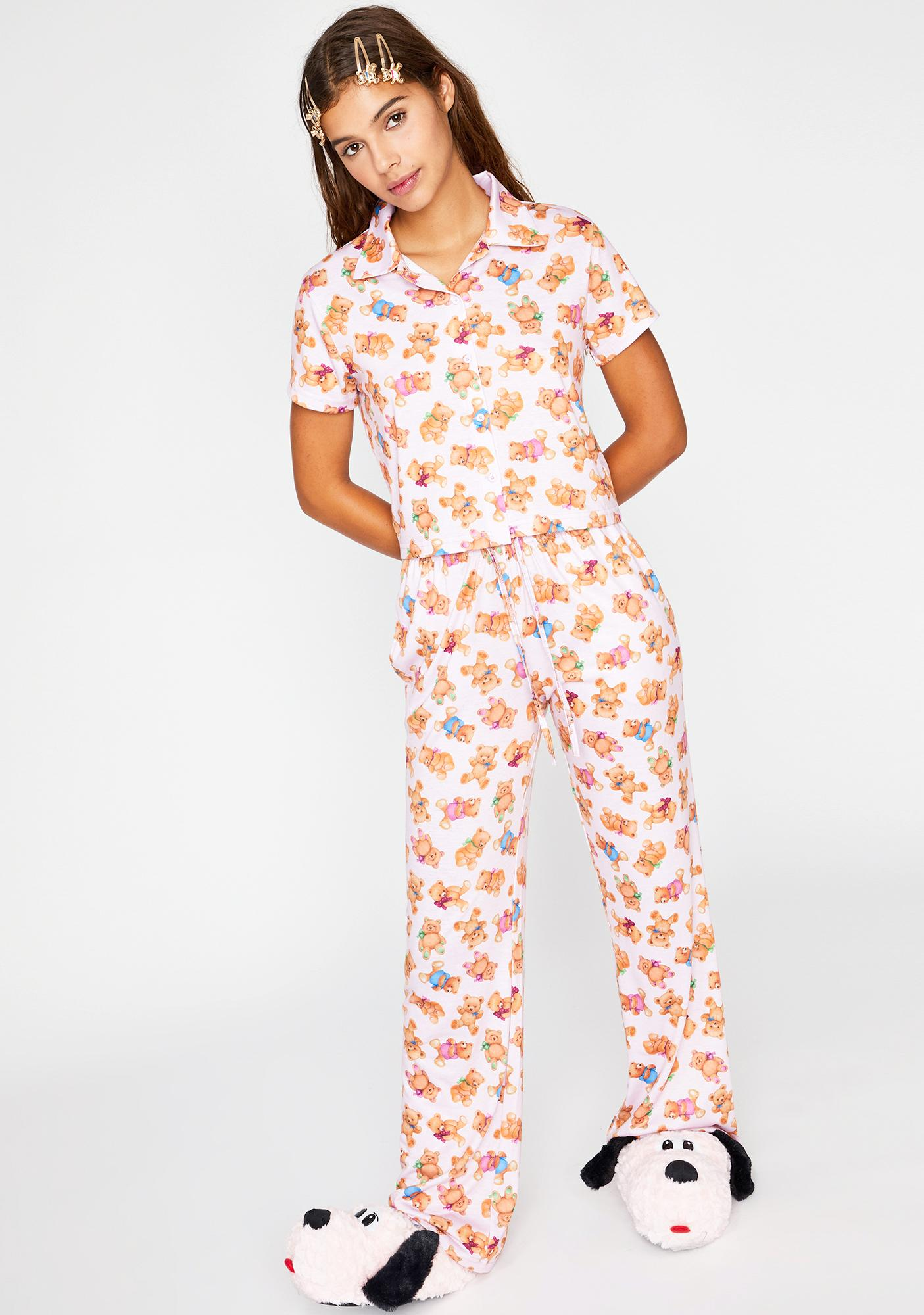 dELiA*s by Dolls Kill Double Stuffed Pajama Set