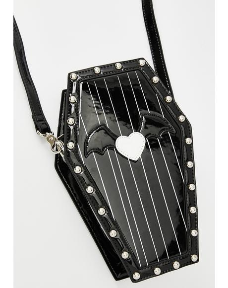 Total R.I.P. Off Coffin Purse