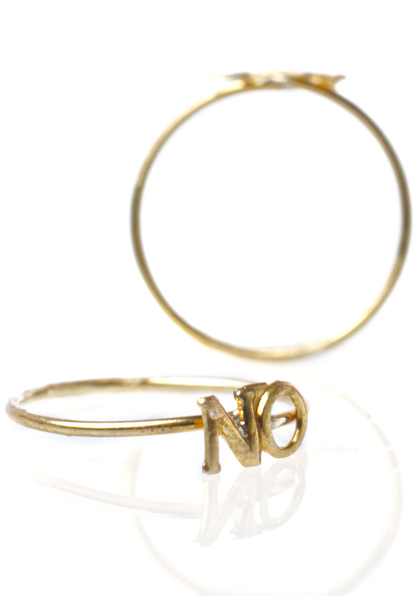 Vittrock Yes Or No Ring Set