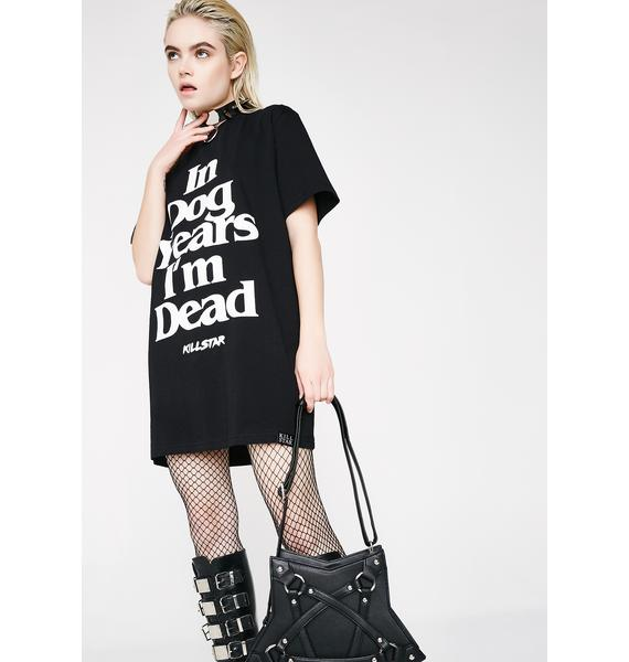 Killstar Dog Years T-Shirt