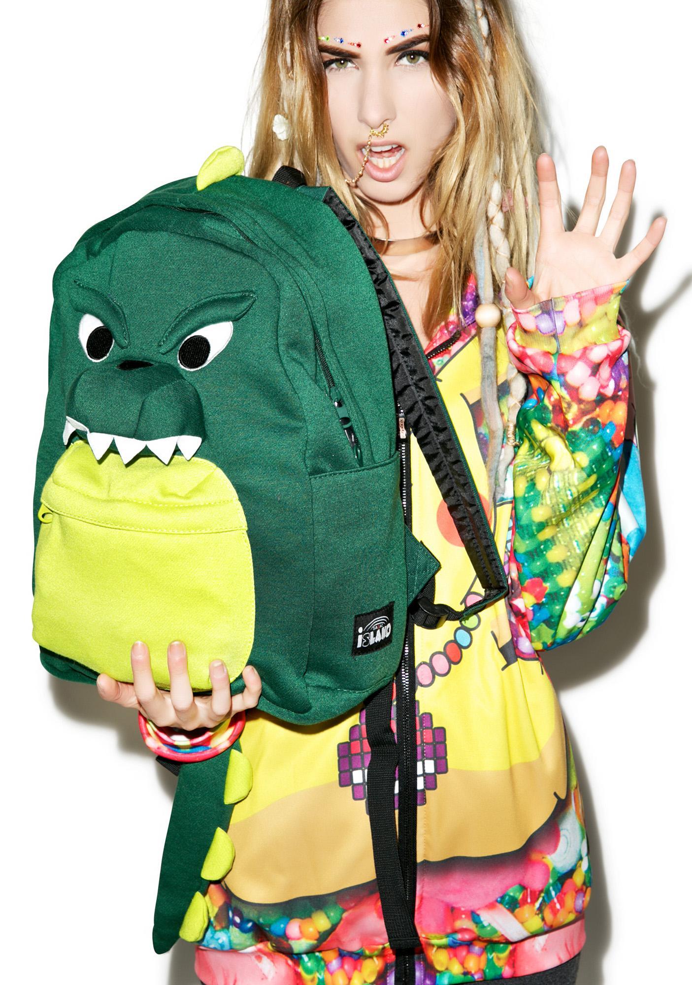 Sazac  Dinosaur Backpack