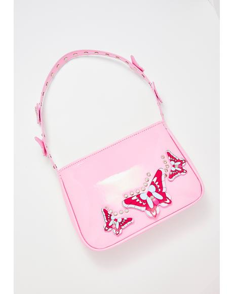 Pampered Pixie Butterfly Purse