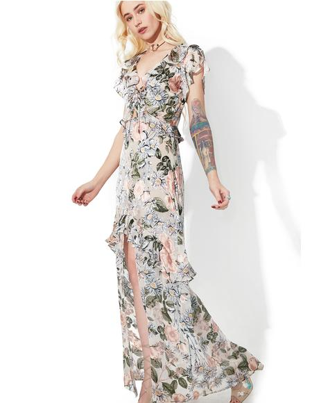 Luciana Maxi Dress