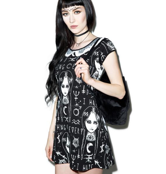 Wednesday Girl Dress