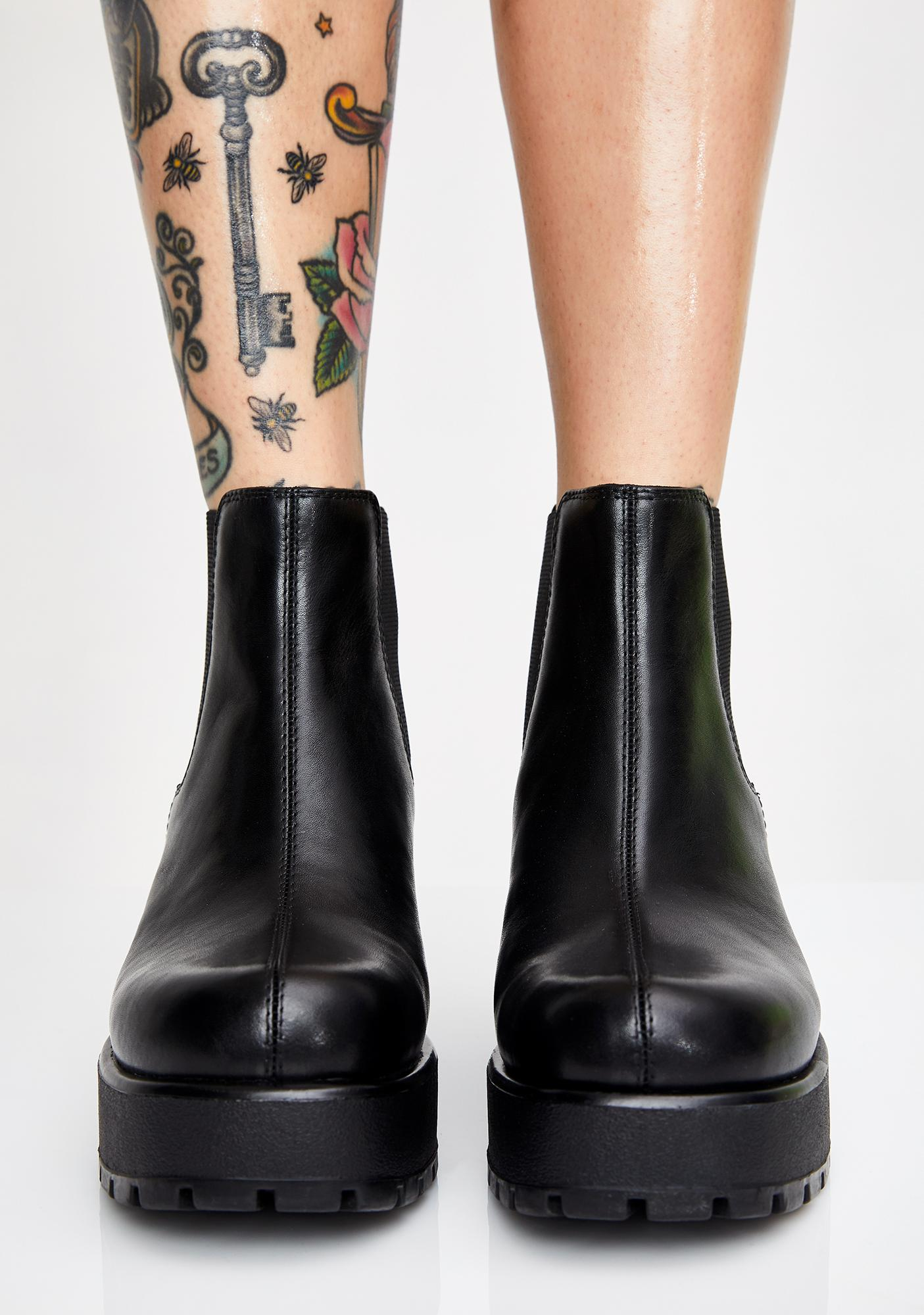 VAGABOND SHOEMAKERS Dioon Leather Booties