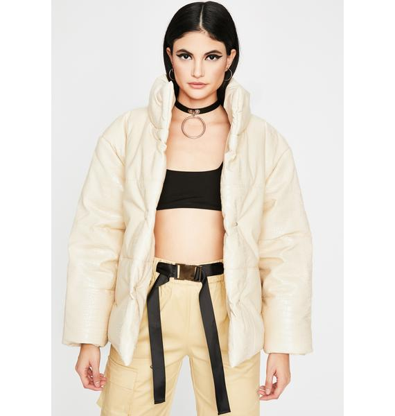 City Slicker Puffer Jacket