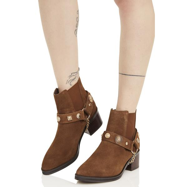 E8 by Miista Odell Western Booties