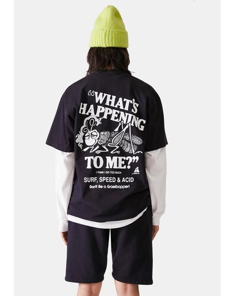 What's Happening Graphic Tee