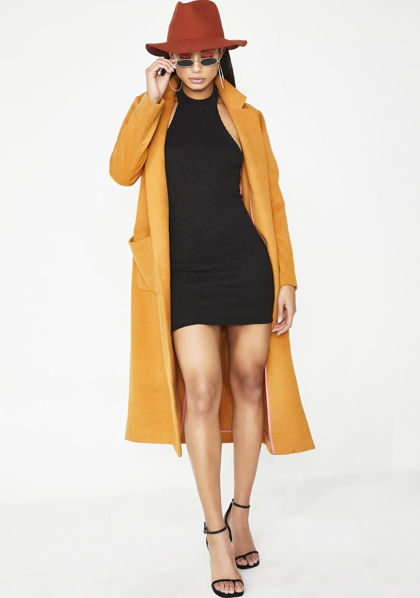 Define My Love Mini Dress