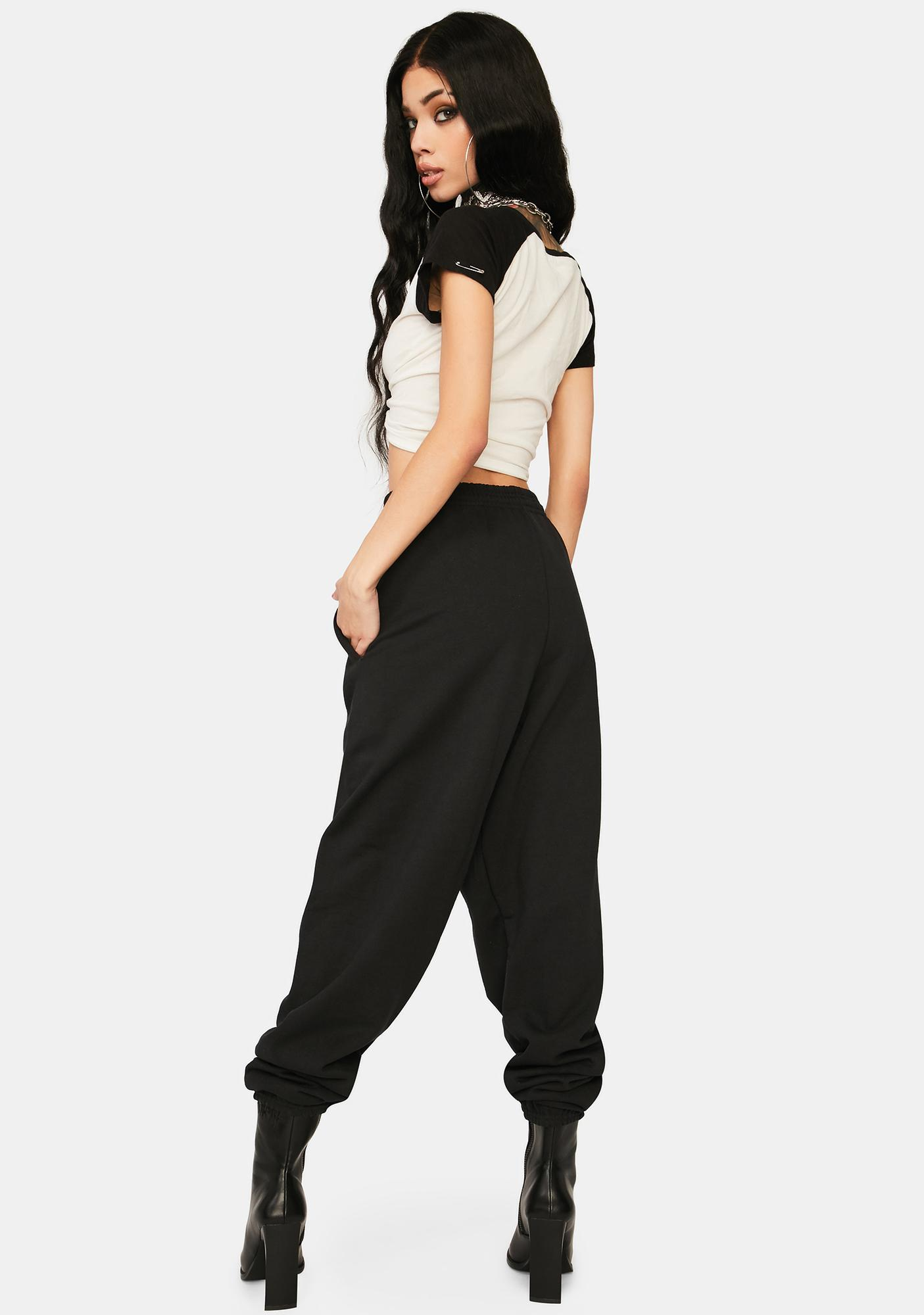 Learn To Forget  Weeping Reaper Sweatpants