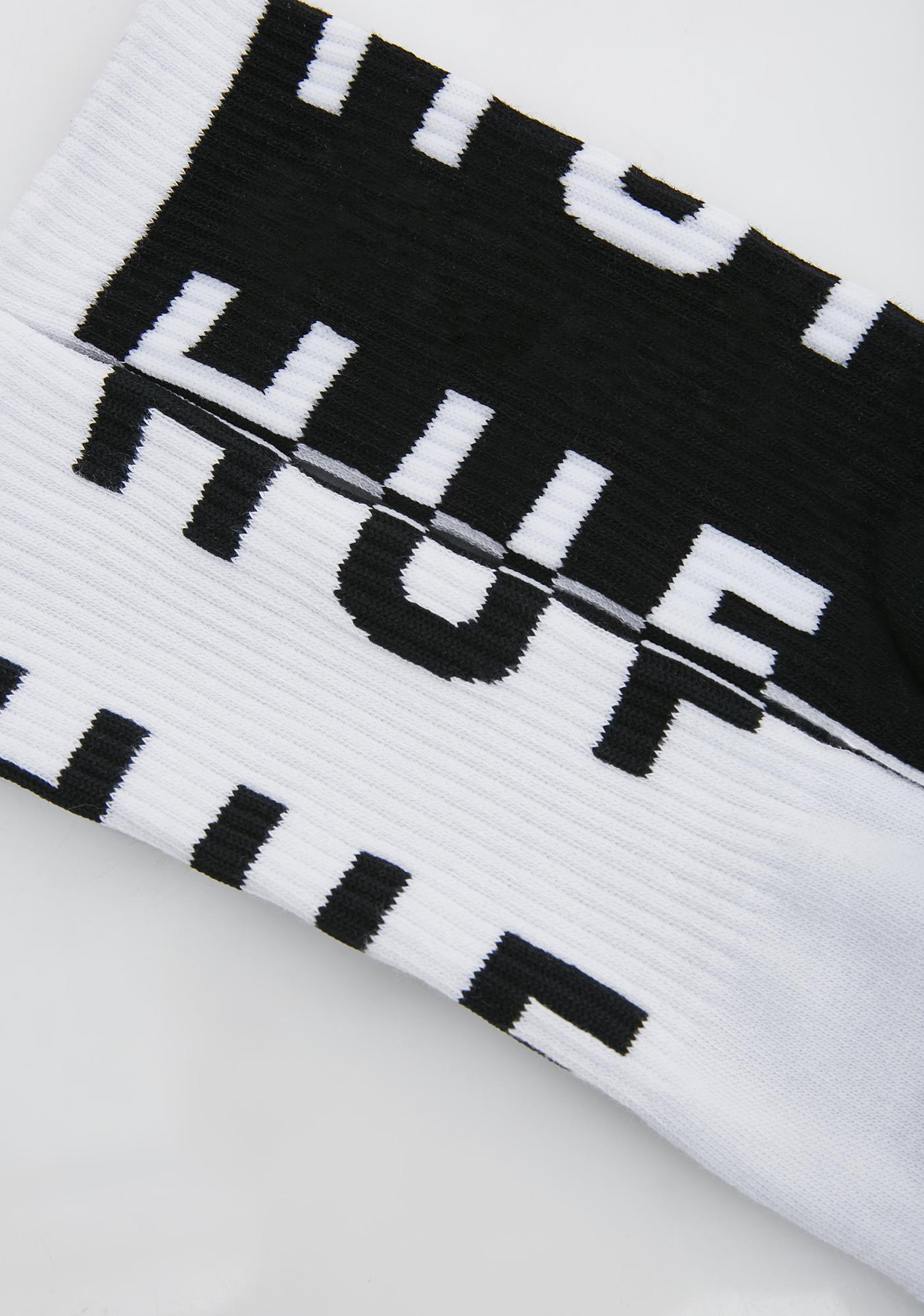 HUF Split Crew Socks