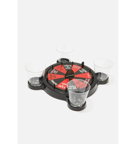 Feeling Lucky Shot Roulette Game