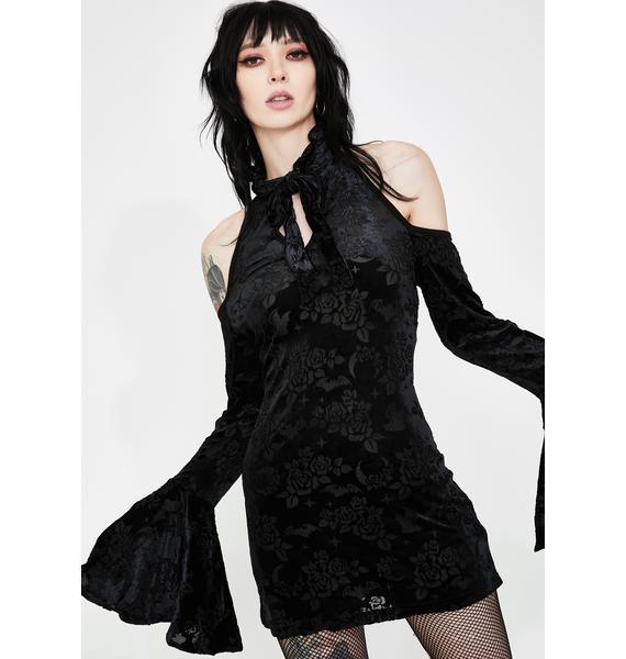 Killstar Lia Morte Tunic Dress