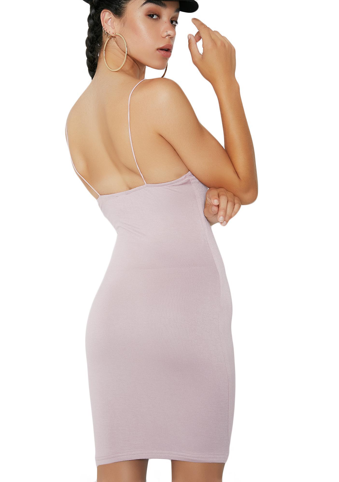 Blush Bounce Back Bodycon Dress