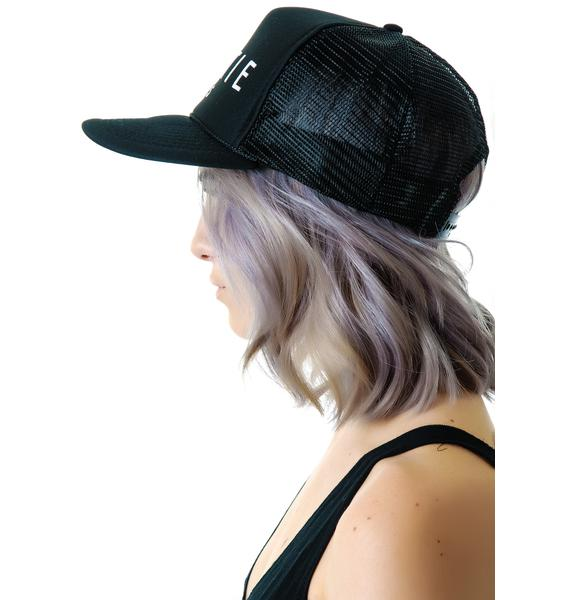Brian Lichtenberg Cuntie Trucker Mesh Hat