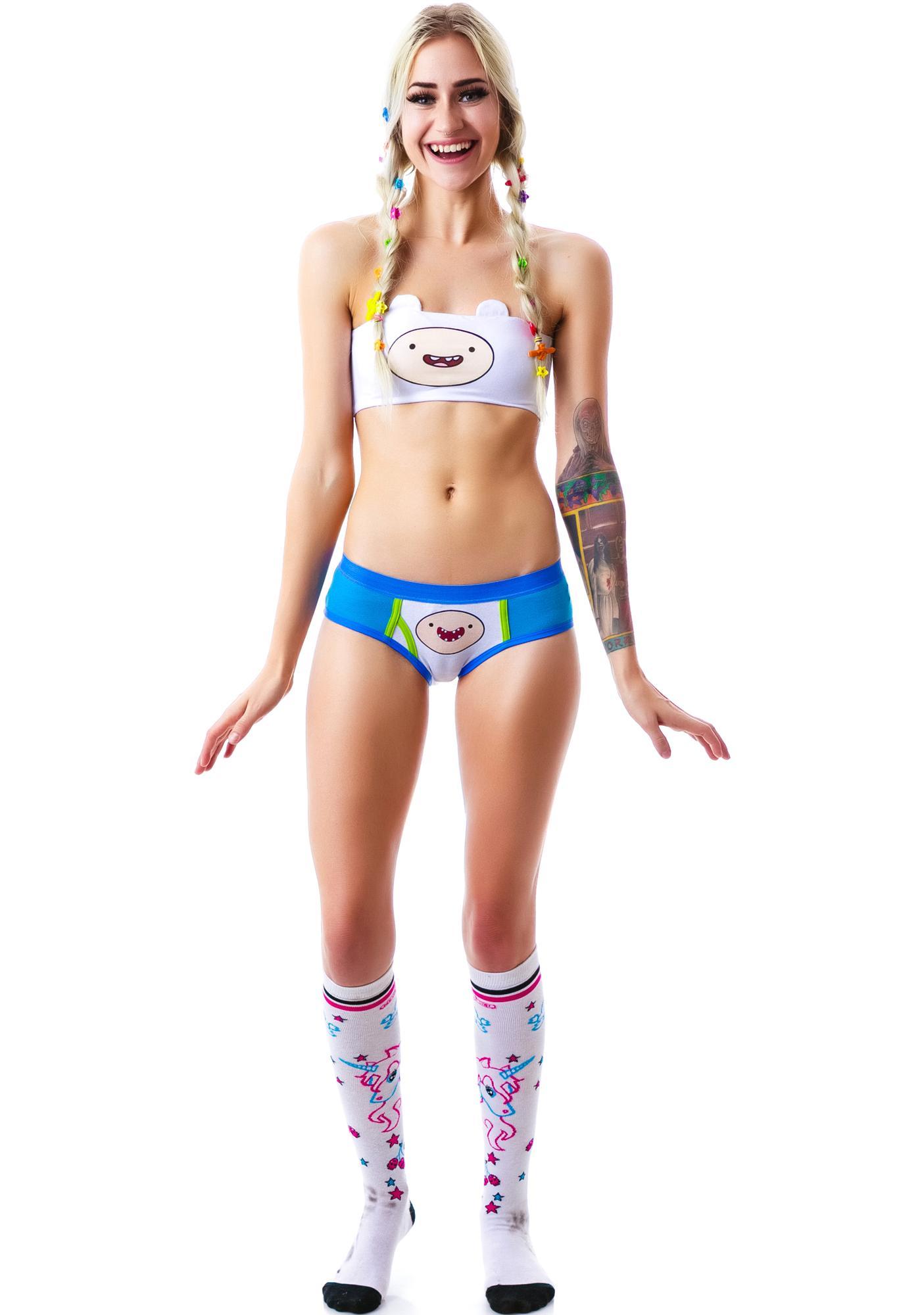 Undergirl Finn's Adventure Panty
