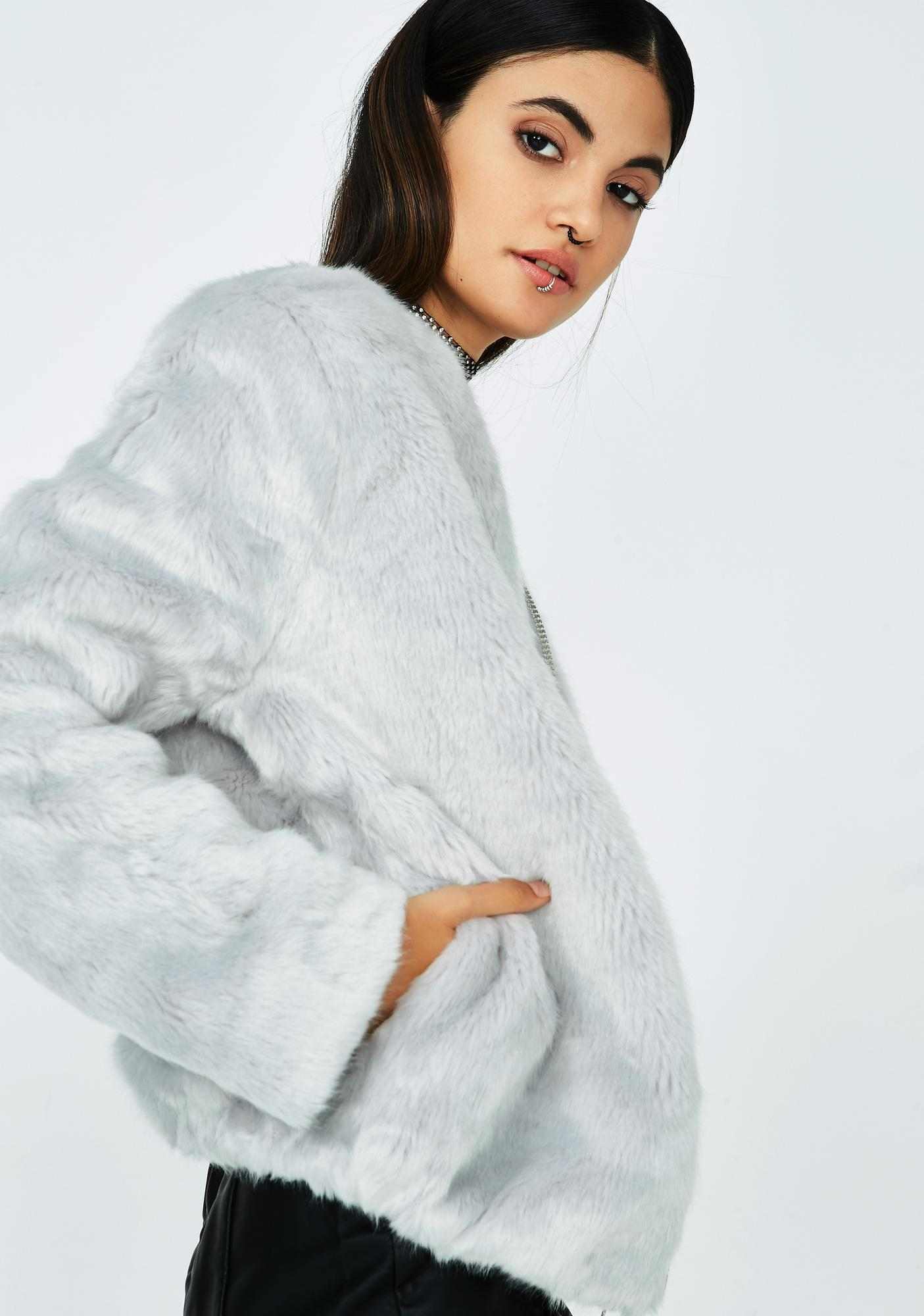 Polar Bae Furry Bomber